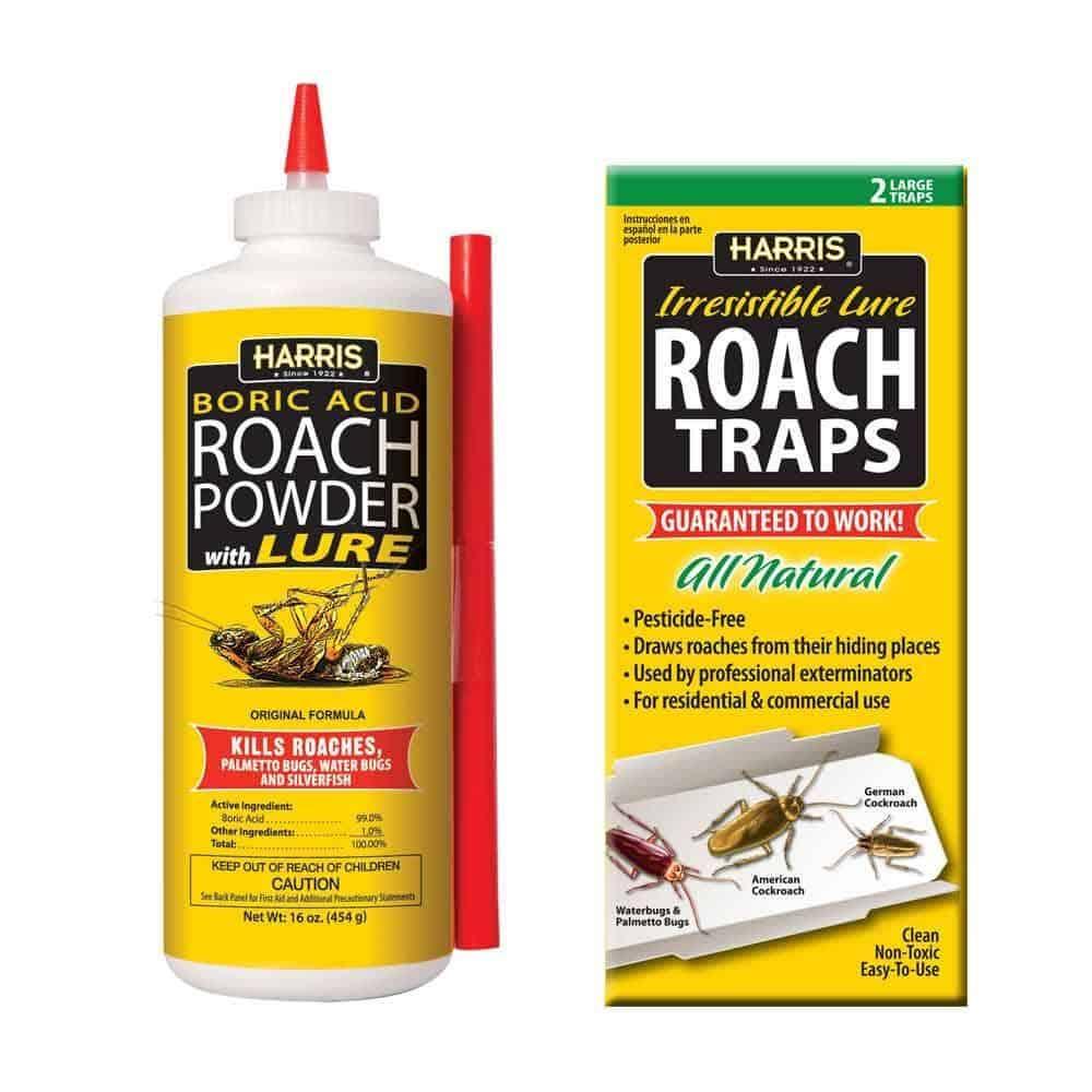 Boric Acid Roach Powder Home Depot