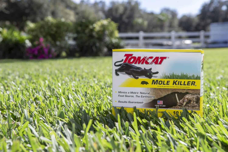 Tomcat Mole Killer(a) - Worm Bait