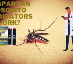 Do Spartan Mosquito Eradicators work_